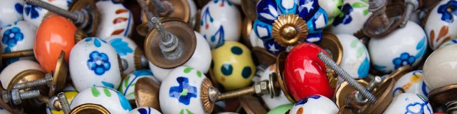 Handgrepen en kastknoppen