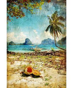 Mint by Michelle Tropical Beach