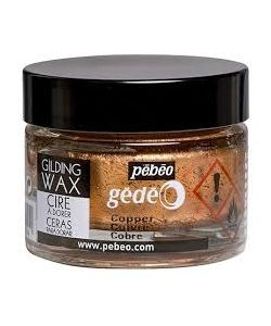 Pebeo French Gilding Wax - Copper