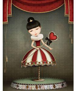 Fairy Queen - Mint by Michelle Decoupage p