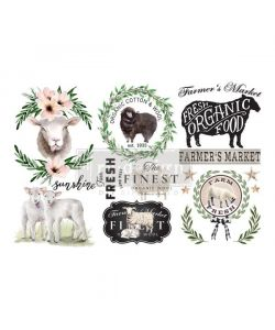 Redesign Décor Transfers® – Sweet Lamb