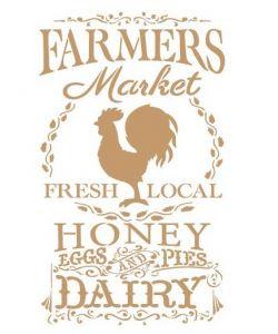 Sjabloon Farmer's market