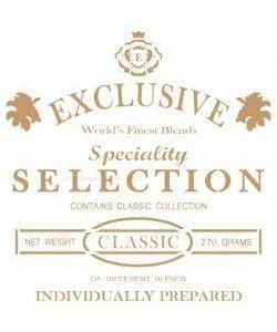 Sjabloon Vintage 26- Exclusive Selection 40cmx60cm